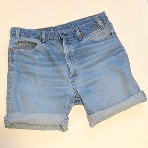 LEVI'S Orange Tab Authentic Vtg 70s Cutoffs Shorts